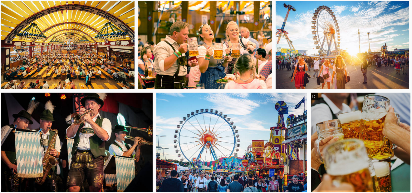 Seven Festivals in Germany worthy of your Bucket List