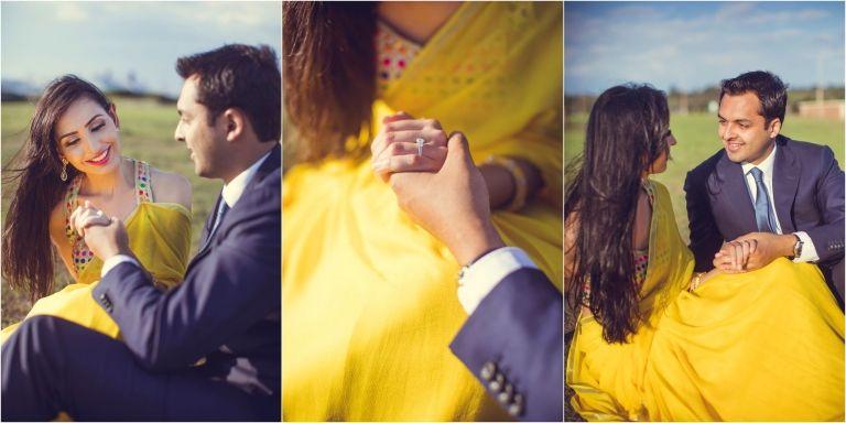 Amruta & Keval Pre-Wedding Photoshoot in Sydney - Rolling Canvas