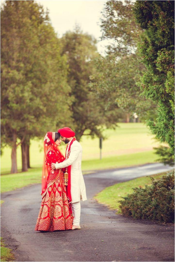 Jasdeep & Chiranjeev Punjabi Wedding Photoshoot Sydney Australia