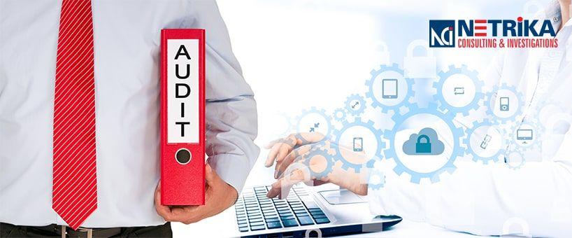 Information Security Audit   IT Security Management   Netrika