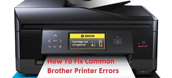 fix brother printer errors E50, 51 and 52