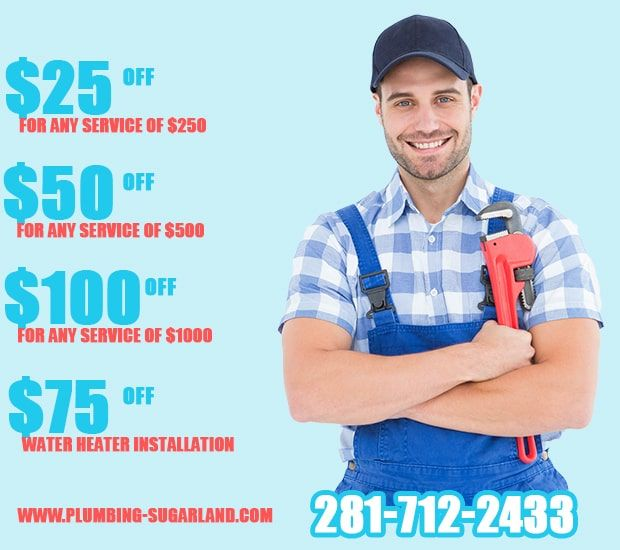 Plumbing Services Sugar land TX - #1 Expert (Residential-Commercial)