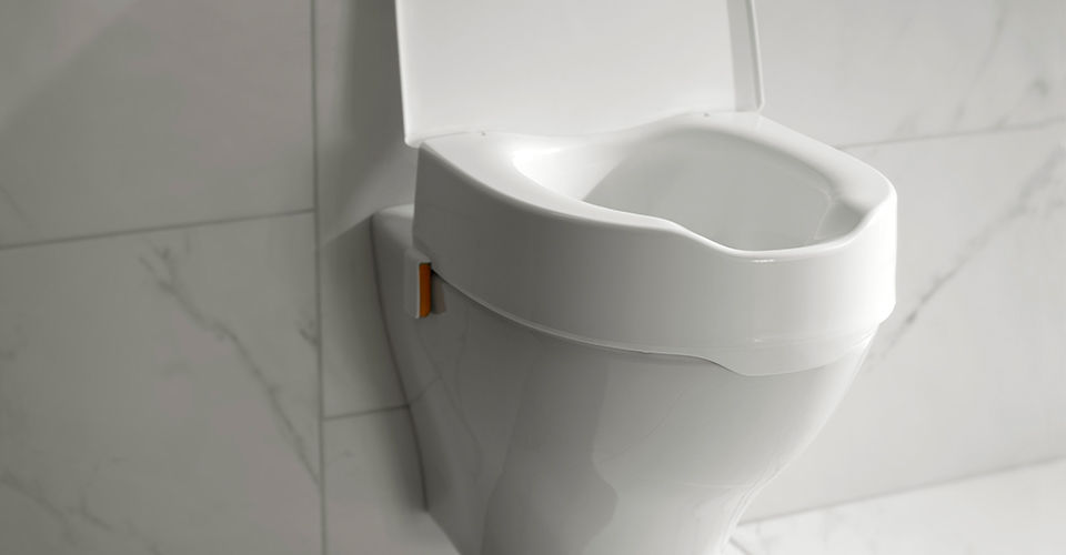 Various Choices for a Raised Toilet Seat