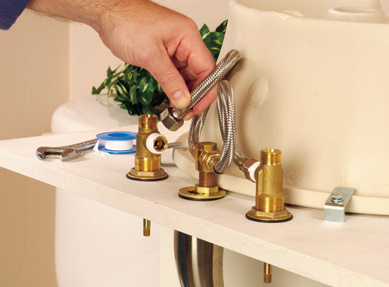 How To Install Bathroom Faucet?