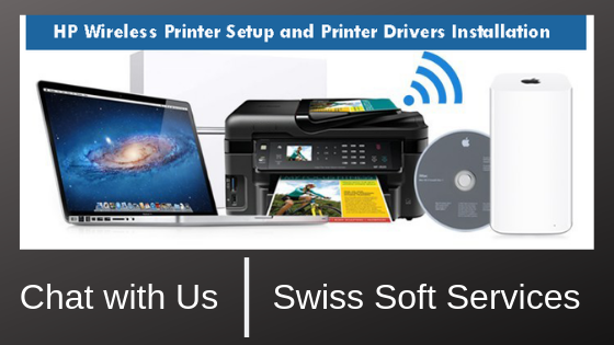About HP wireless Printer Setup Services and hp printer Drivers installation