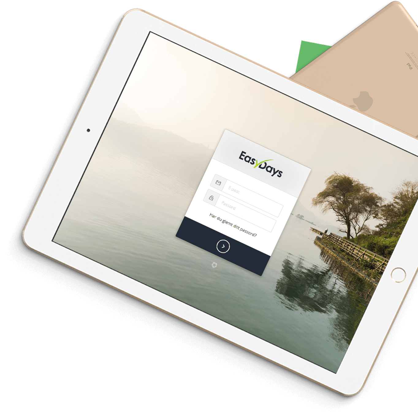 EasyDays | A POS SaaS iPhone & Android Payment Application