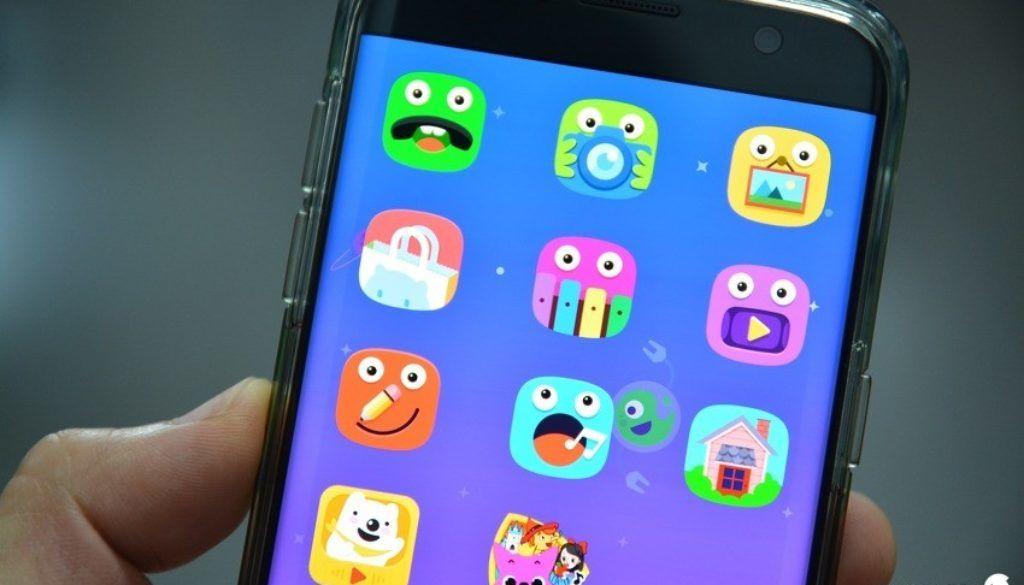 iPad & iPhone kids mode