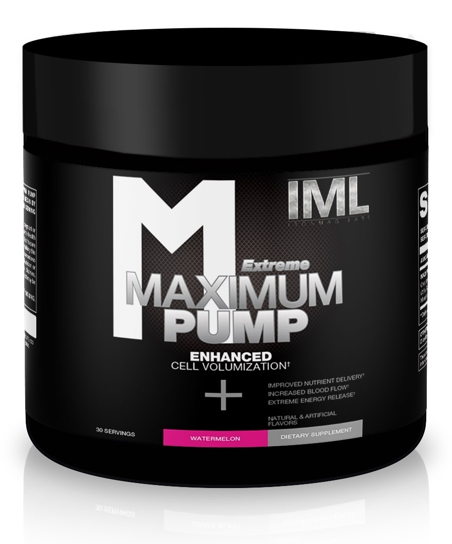 Keebo Sports Supplements IRONMAG LABS MAX PUMP EXTREME MUSCLE BUILDING PRE-WORKOUT