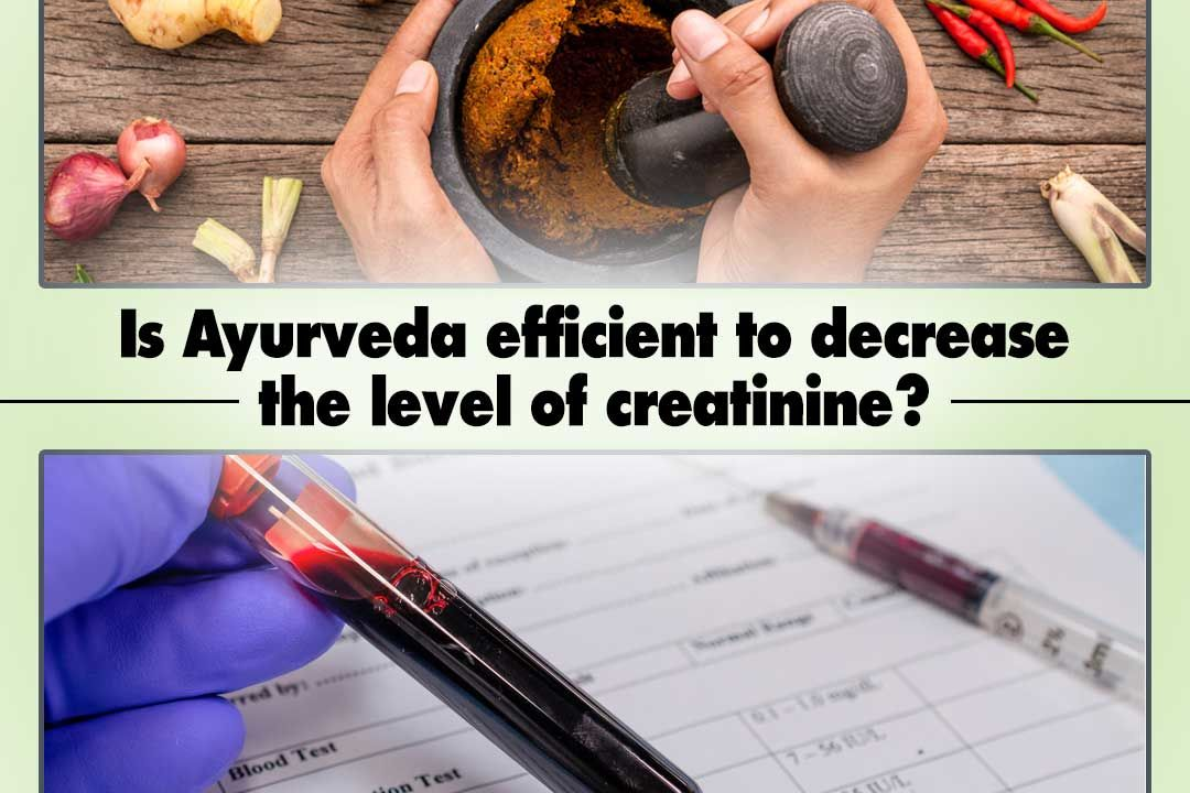 Is Ayurveda Efficient To Decrease The Level Of Creatinine?