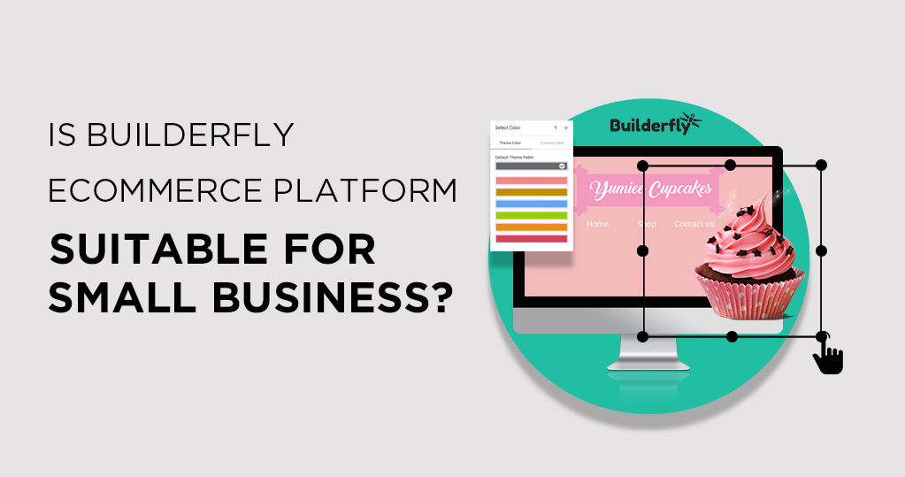 Is the Builderfly Ecommerce Platform Suitable for Small Business?