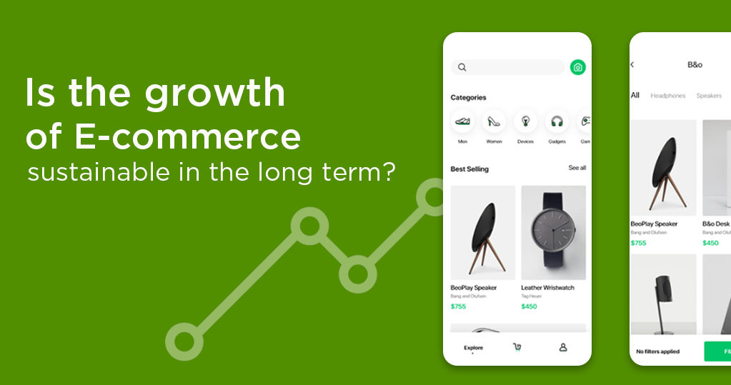 Is the Growth of Ecommerce Sustainable in the Long Term?
