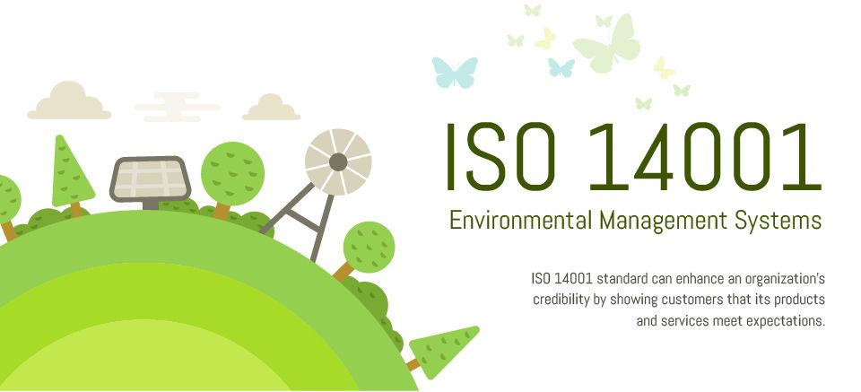 ISO 14001 certification in saudi arabia