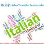 Italian Translation Services in Delhi, India - Delsh Business Consultancy