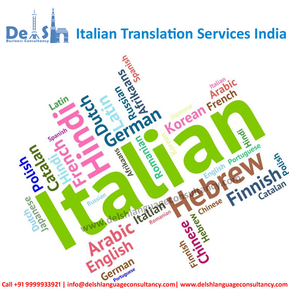 Translator Italian: Delsh6270