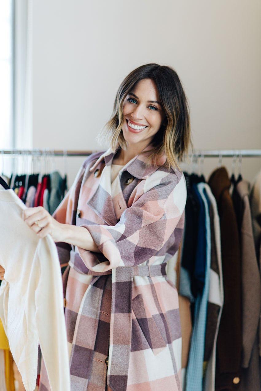 Create & Cultivate Founder's New Fashion Collaboration | Brit + Co