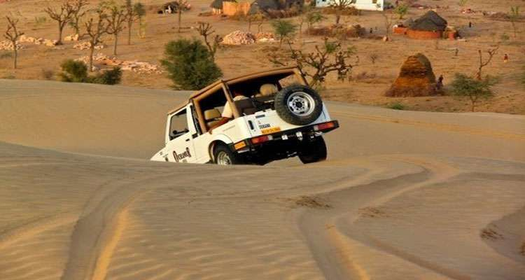 Rajasthan Desert Safari Tour Package(8D/7N) @ Best Price | Book Now