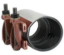 Repair Clamps for Copper, Steel, PVC, C900 and more