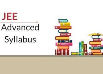 JEE Advanced Syllabus 2019