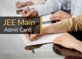 JEE Main Admit Card 2019, Download Hall Ticket Here Online