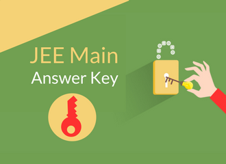 JEE Main Answer Key 2019(Released)- Download Solutions Here