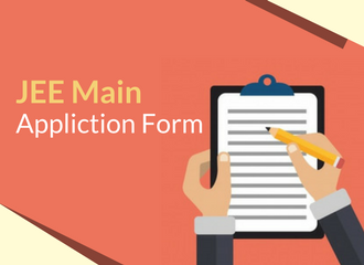 JEE Main Application Form 2019 - Online Registration Available