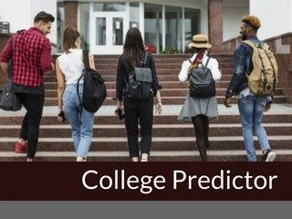 JEE Main College Predictor 2019 - Predict your Colleges & Branches