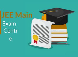 JEE Main Exam Centre 2019