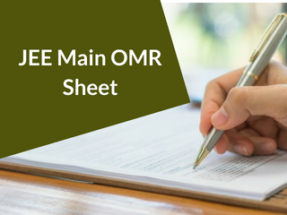 JEE Main OMR Sheet 2019 - How to Challenge OMR Sheet, Download Here