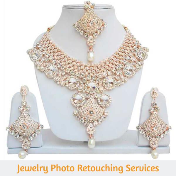Jewelry Photo Retouching Services | Jewelry Image Retouching