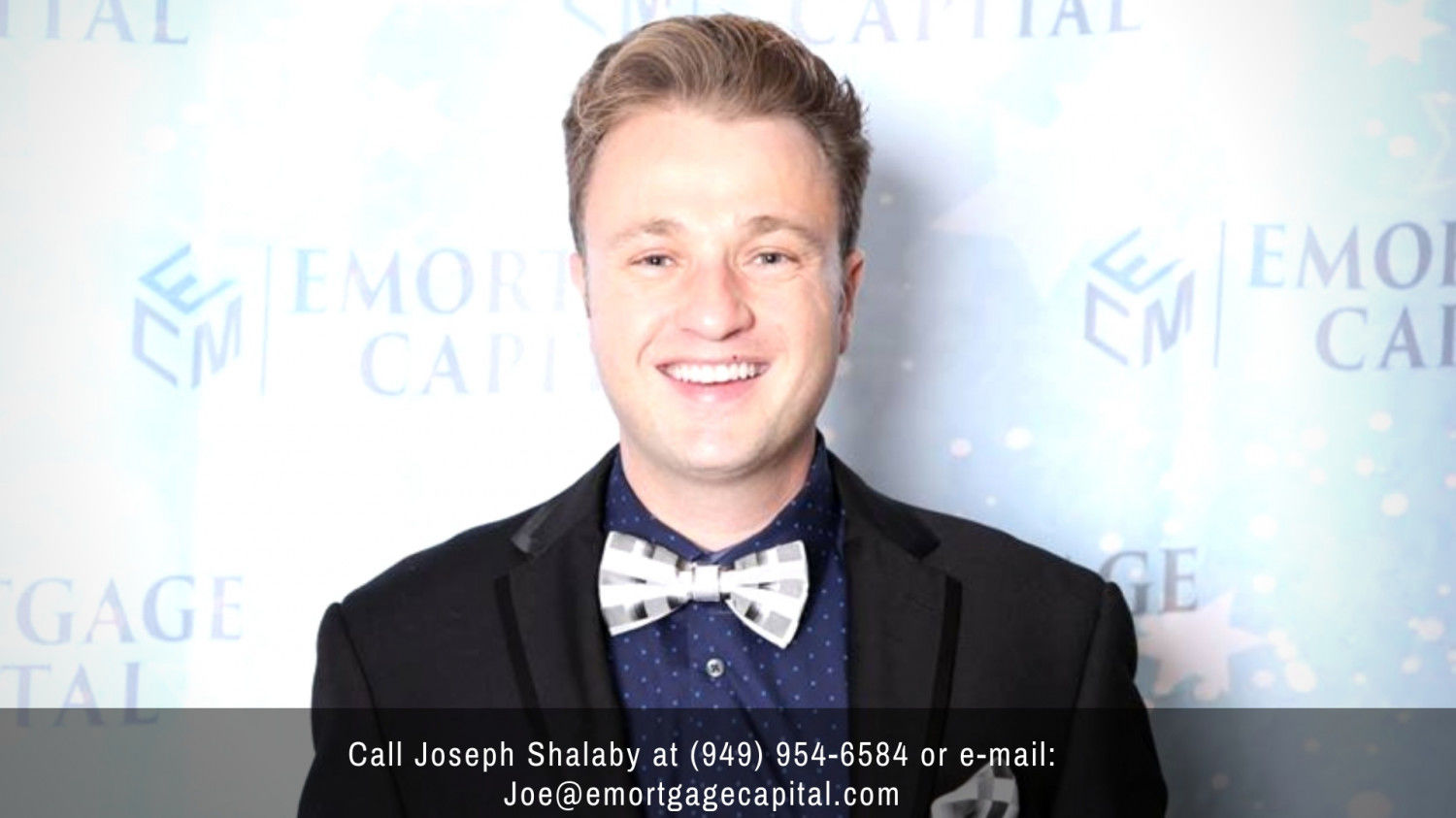 Joseph Shalaby - EMortgage Capital Inc.