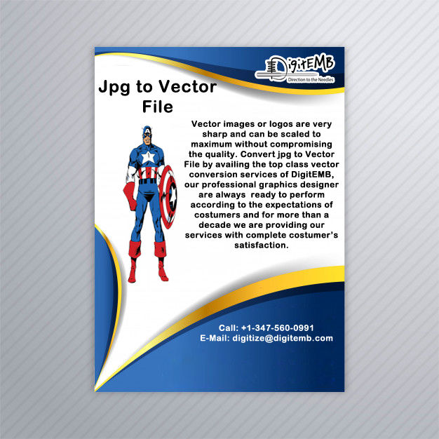 Jpg to Vector File
