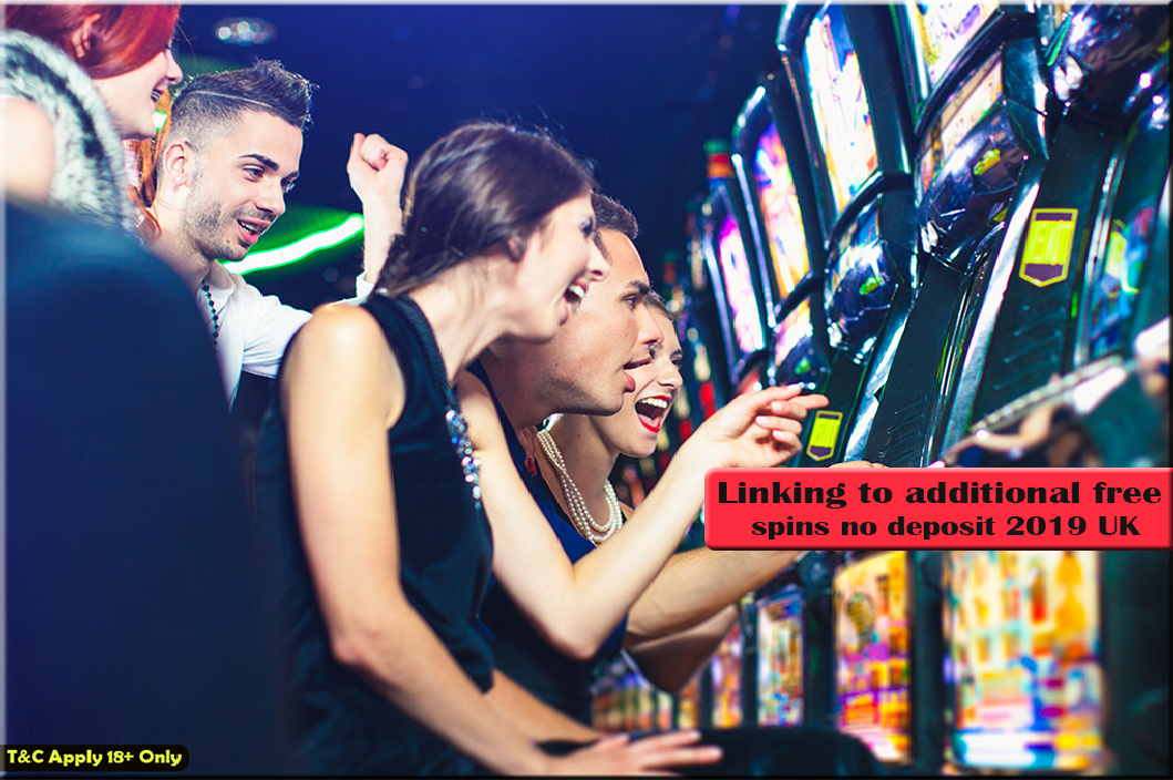 Linking to additional free spins no deposit 2019 UK - Delicious Slots