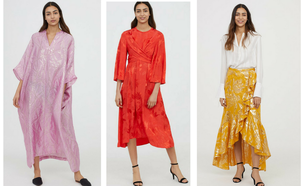 A Week Before Ramadan, H & M Launches Its First Modest Fashion Line