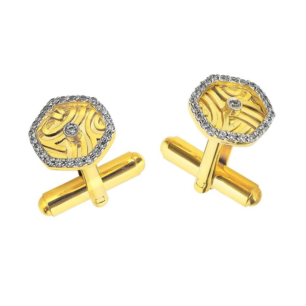 Buy Cufflinks For Men Designs Online Starting at Rs.30247 - Rockrush India