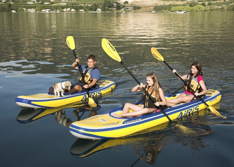 Inflatable Kayak Accessories For Kayking