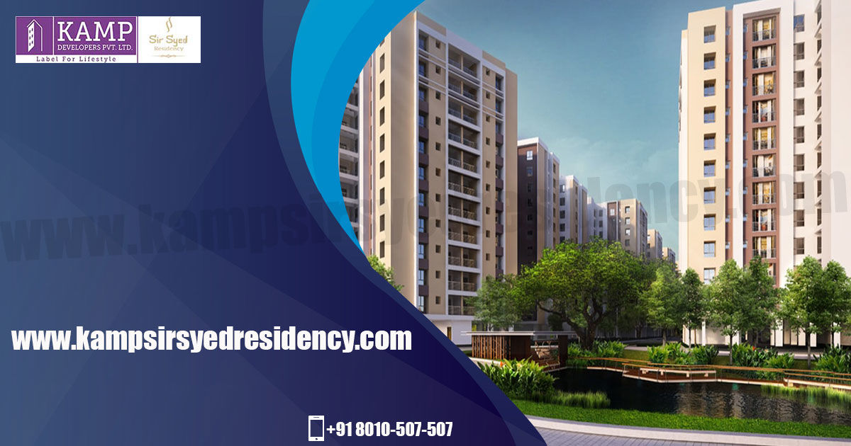 Get your Home at L Zone Dwarka by Sir Syed Residency