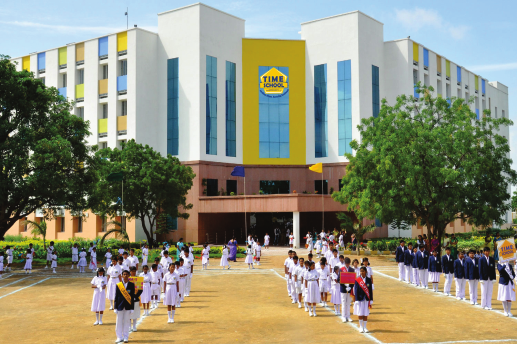 Infrastructure - T.I.M.E. Schools - Bringing the best CBSE education in Hyderabad and Secunderabad. Top Hyderabad Schools with CBSE Syllabi.