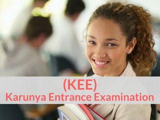 KEE 2019 - Application Form, Eligibility, Dates, Admit Card, Syllabus