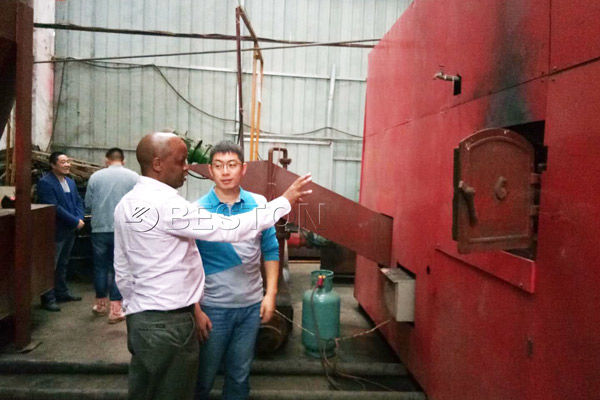 Charcoal Making Machine in South Africa | Charcoal Production Equipment