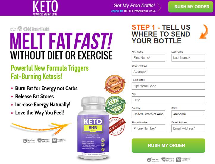 Keto BHB Canada: CA Reviews (Keto BHB Pills) Diet, Trial Benefits & Buy!