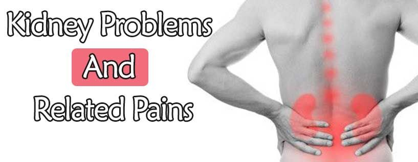 Kidney problems and related pains