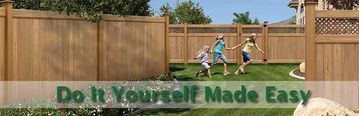 Do It Yourself Fencing in Lawrence, MA | Hulme Fence