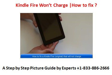 Kindle Not Charging