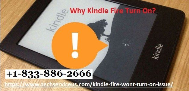 Fix kindle fire won't turn on issue