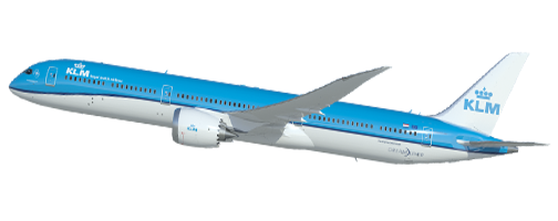 KLM Airlines Reservations with FareMojo