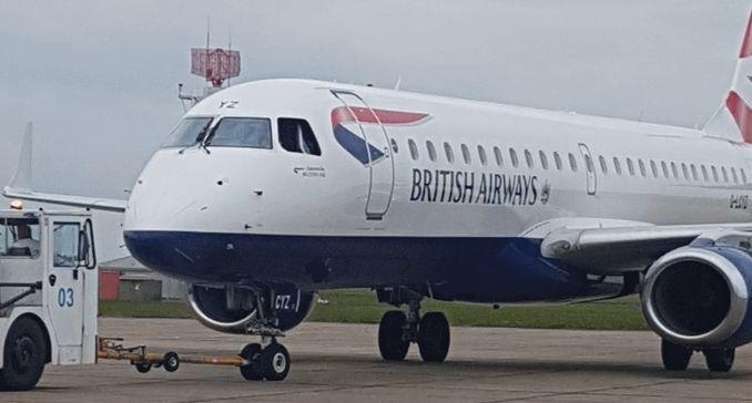 KLM UK Engineering, BA CityFlyer, base maintenance, Norwich facility  Third Party Maintenance