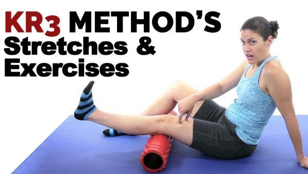 How To Treat Knee Pain In 3 Months Using KR3 Method