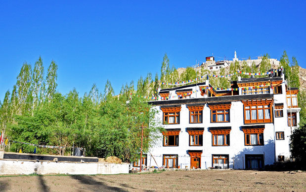 Budget Guest House in Leh Ladakh