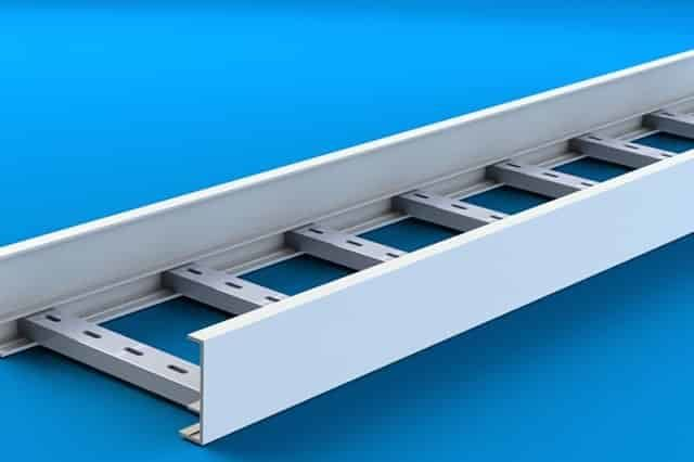 Elcon Industries | Ladder Cable Tray, Vertical & Horizontal Bend