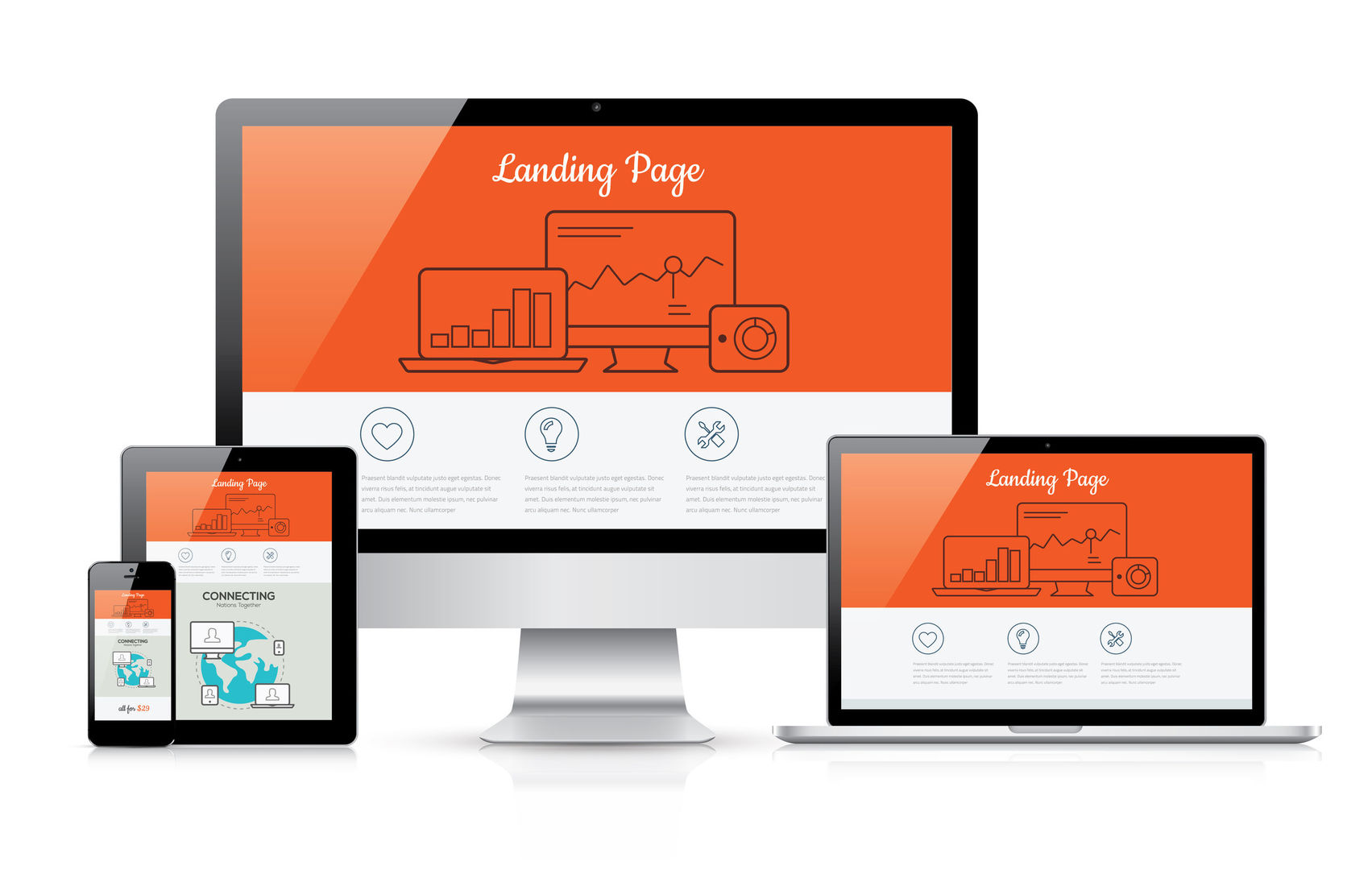 What is Landing Page & How Does It Work